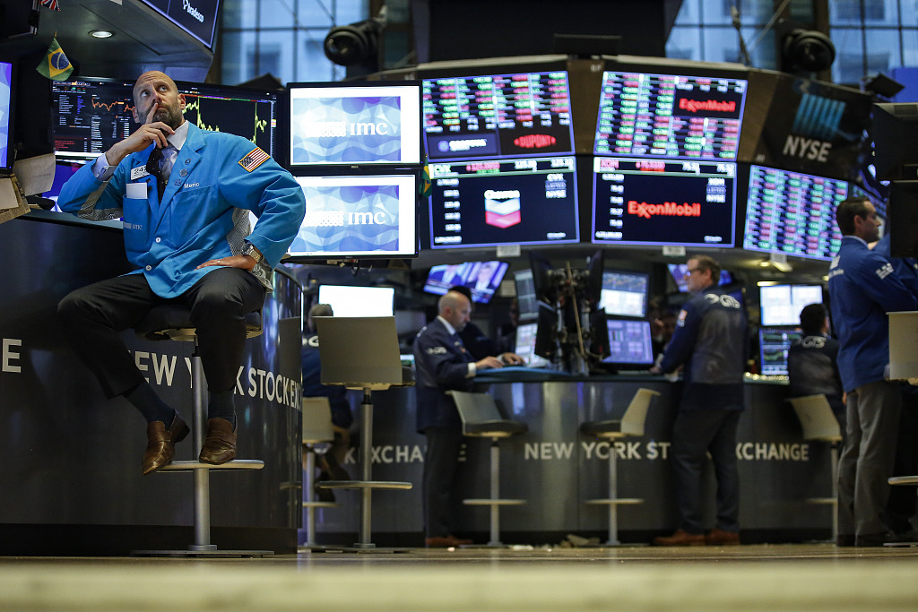 US stocks open higher as tech shares rally