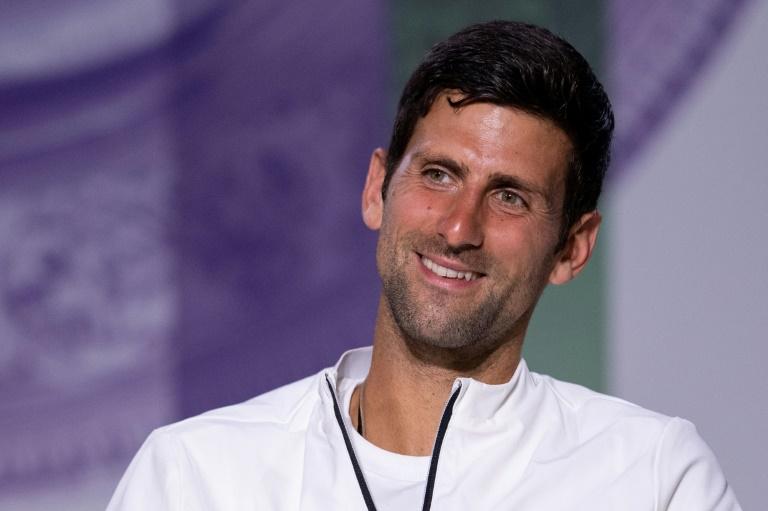 Djokovic, Osaka share centre stage on Wimbledon opening day