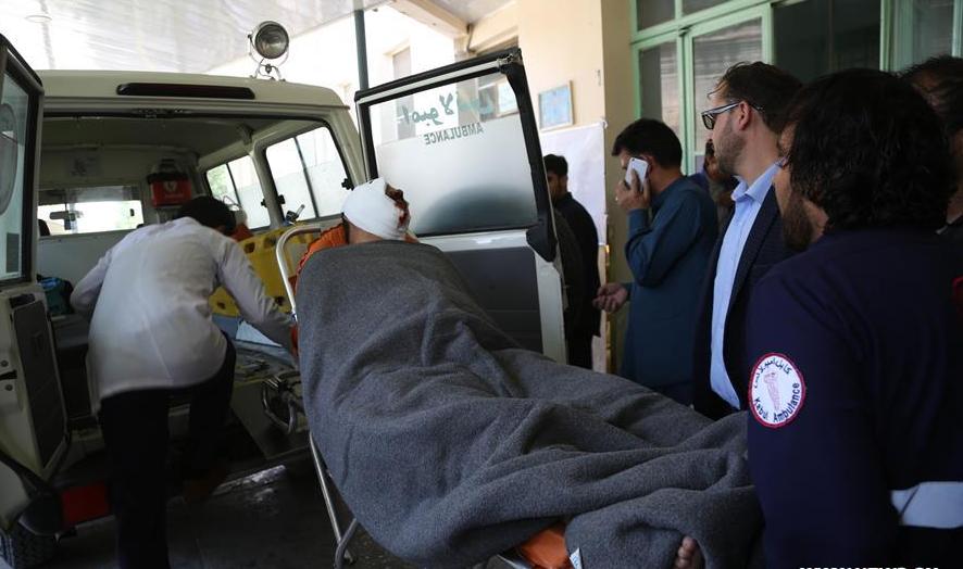 34 killed, 68 injured as blast rocks Kabul, Taliban claims responsibility