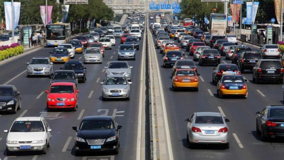 China starts implementing tougher vehicle emission standards