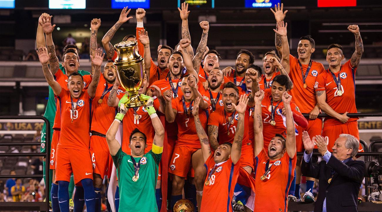 2020 Copa America to kick off in Argentina