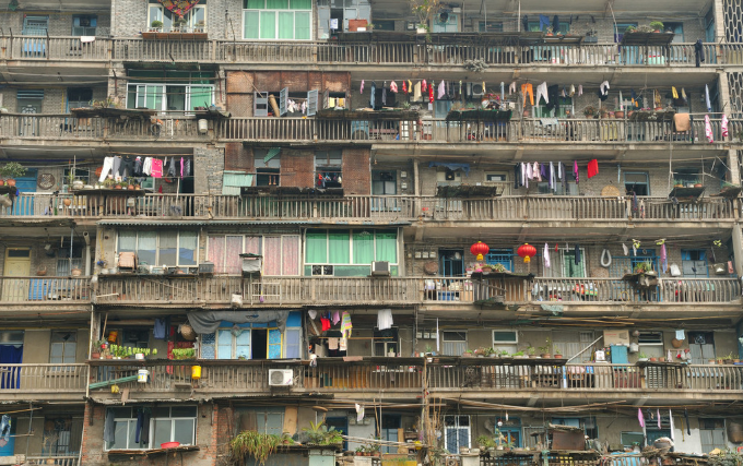 China pushes renovation of aging residential areas