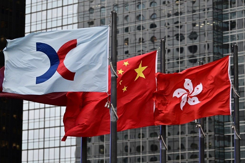 Hong Kong stocks open 1.27 pct higher