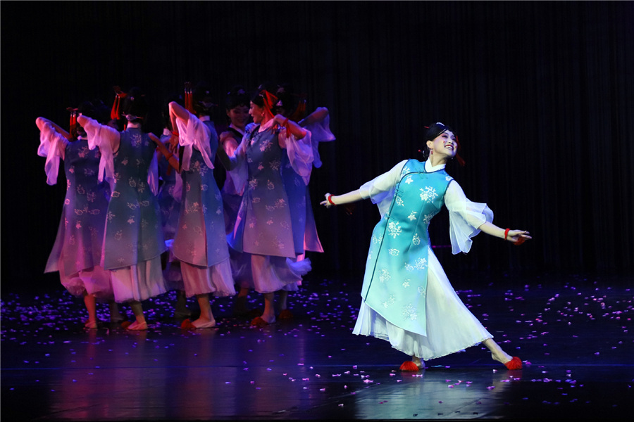 Ode to Yuan Dynasty's performing arts