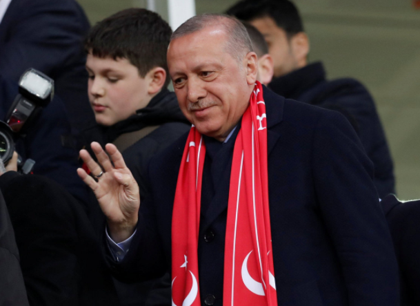 Turkey looks to improve ties with China