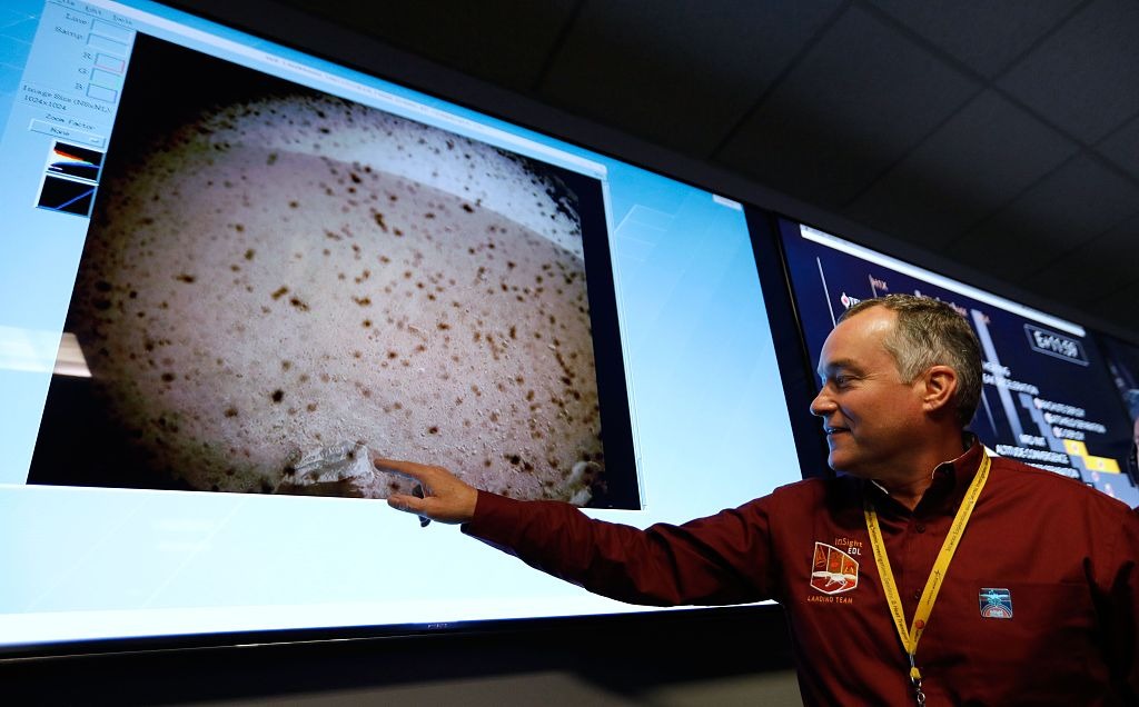 NASA completes first step to help heat probe working