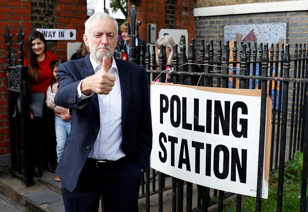 UK govt probes civil service over 'frail' Corbyn comments