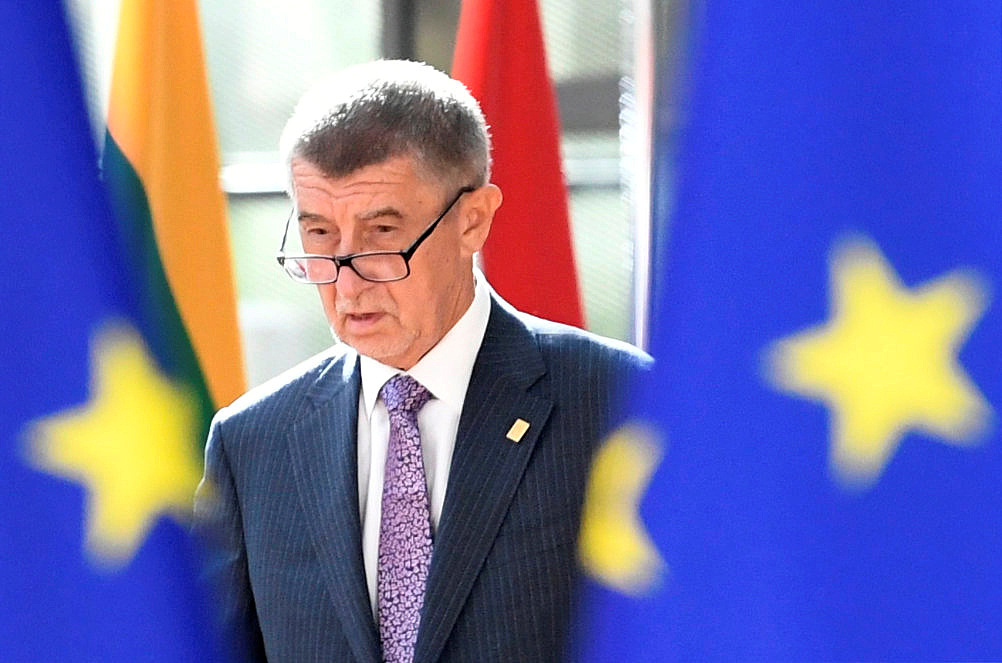 Czech PM reiterates opposition to Timmermans for EU Commission president