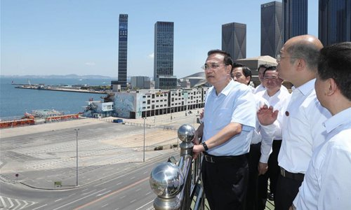 Chinese premier stresses reform, opening-up in revitalizing NE China
