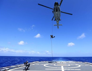 China's new ship-borne chopper to raise PLA's ability to new level: military specialists