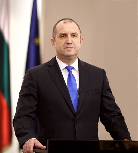 Bulgarian president holds high expectation for Sino-Bulgarian ties