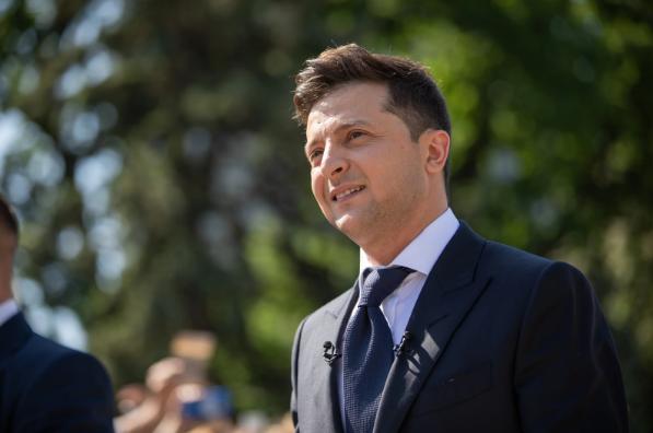 Ukrainian president begins 3-day visit to Canada