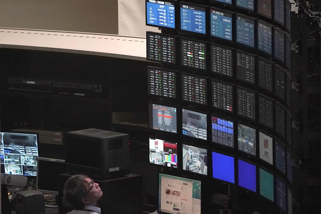Tokyo stocks open lower as firm yen sends exporters lower