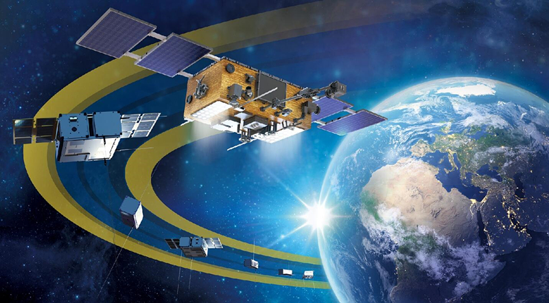China to launch constellation with 72 satellites for Internet of Things