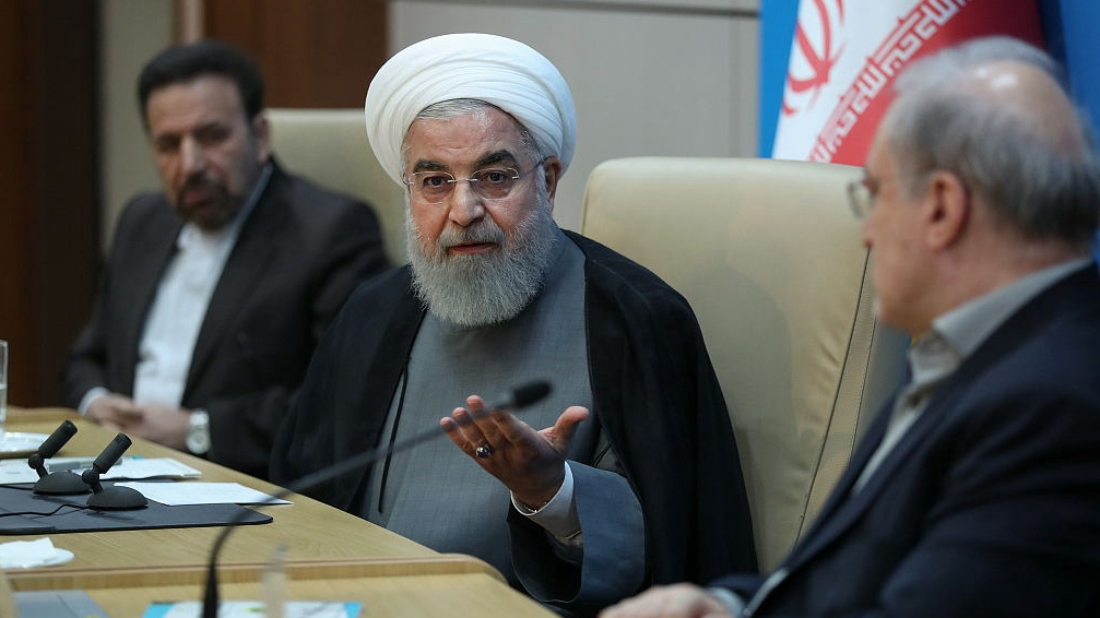 Rouhani: Iran to increase uranium enrichment after July 7
