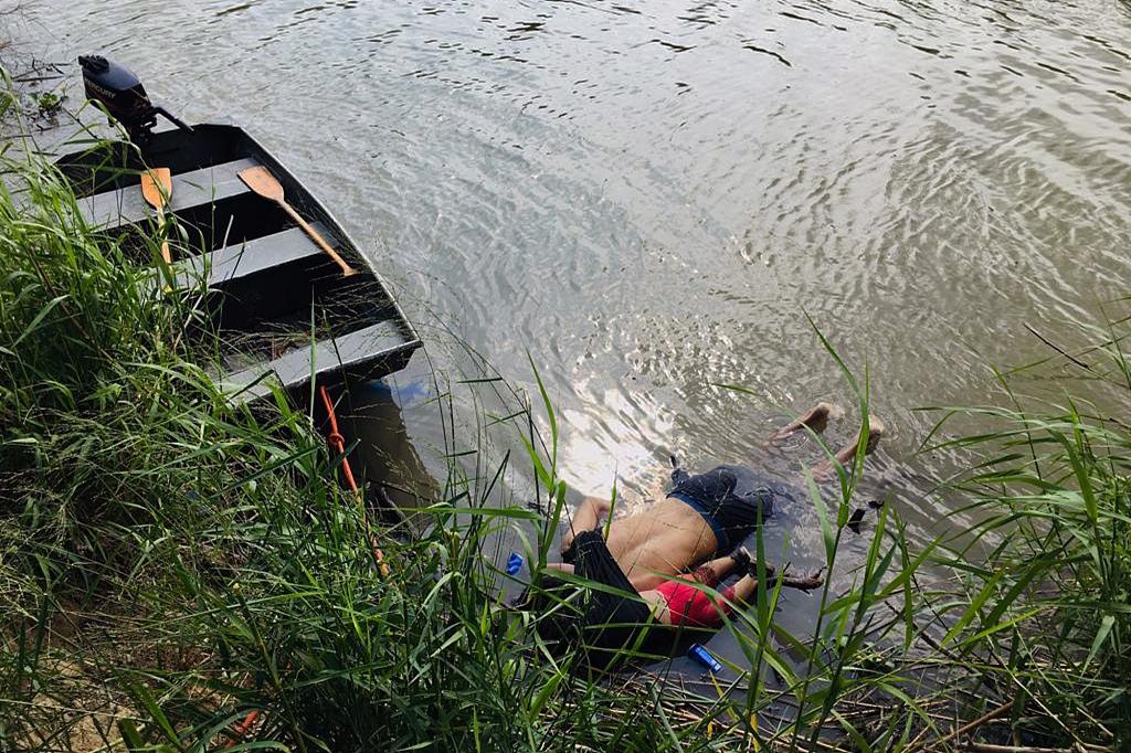 US Border Patrol searching Rio Grande for missing toddler