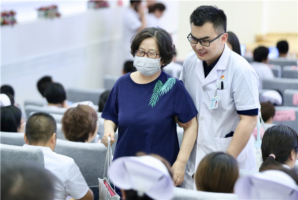 Organ donor sign-ups exceed 1.35m in China