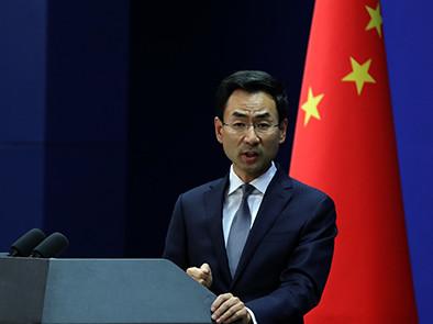 China warns UK not to interfere in China's internal affairs: MFA