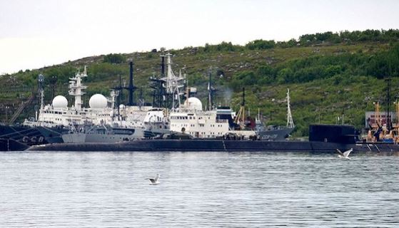 Russia not to disclose classified details of submersible fire