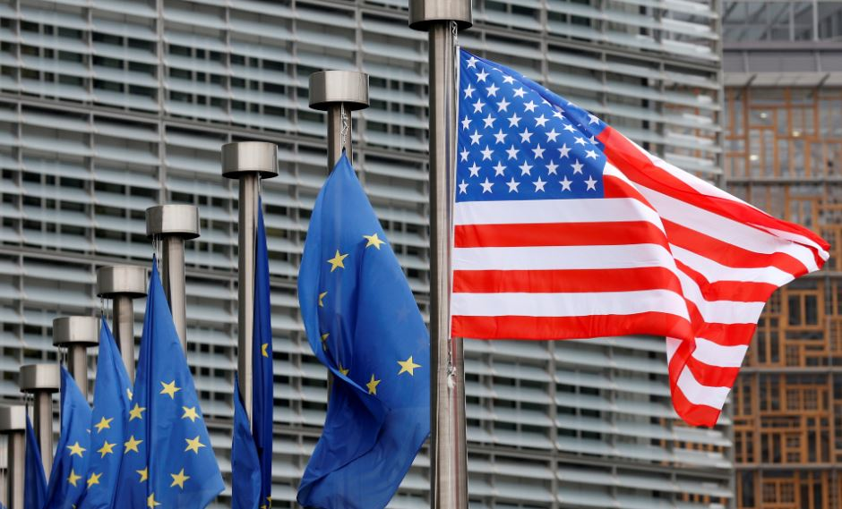EU open to talks with US in world's largest corporate trade dispute
