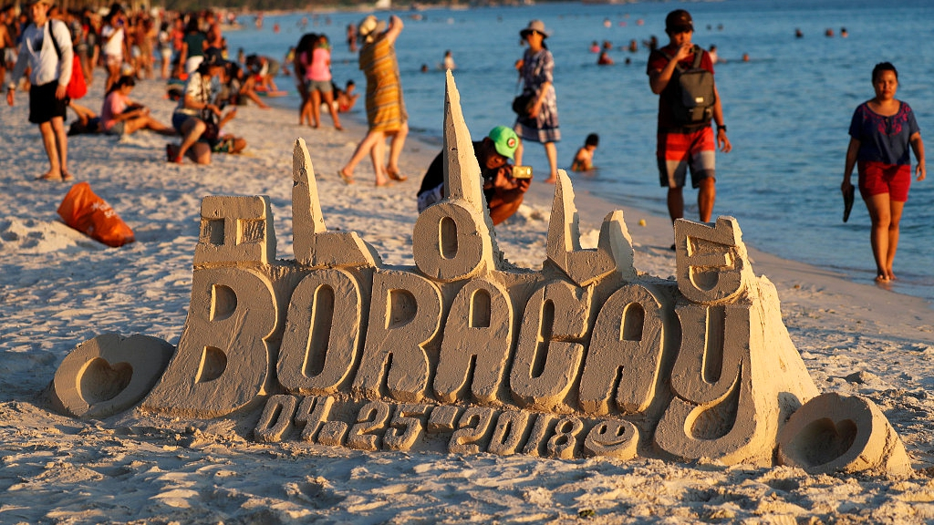 Nearly $500 million plan approved to keep Boracay Island clean