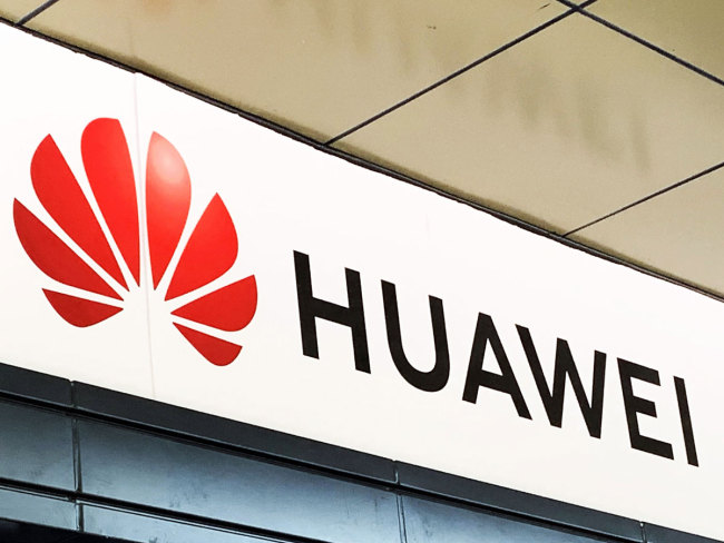 Huawei CEO says company to reduce its dependence on American suppliers