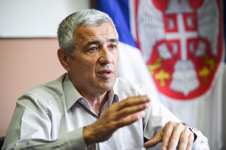 Kosovo seeks arrest of Serb over political murder