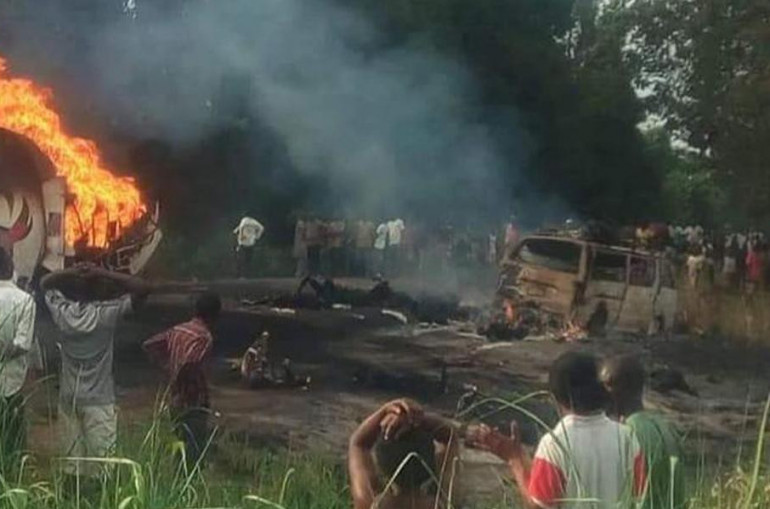Death toll rises to 48 in Nigeria fuel tanker explosion