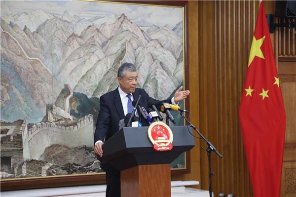 Hands off Hong Kong: China slashes UK's interference in HKSAR