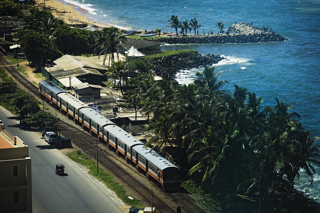 Over 1 million tourists visit Sri Lanka in half year