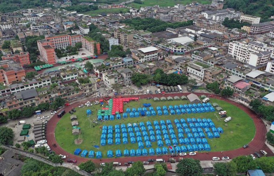 13 injured in Sichuan aftershock