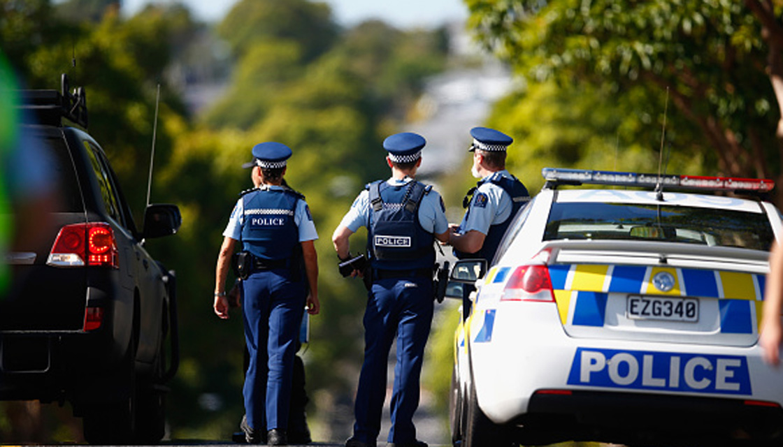 New Zealand police minister stresses safety for firearms buyback