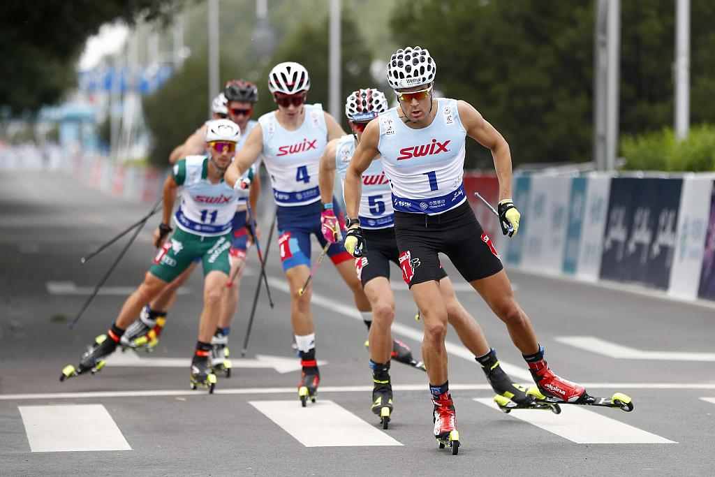FIS China Beijing Roller Ski World Cup 2019 kicks off