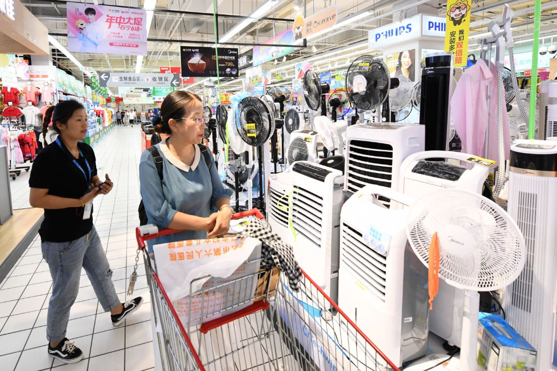 Domestic purchases boost economy