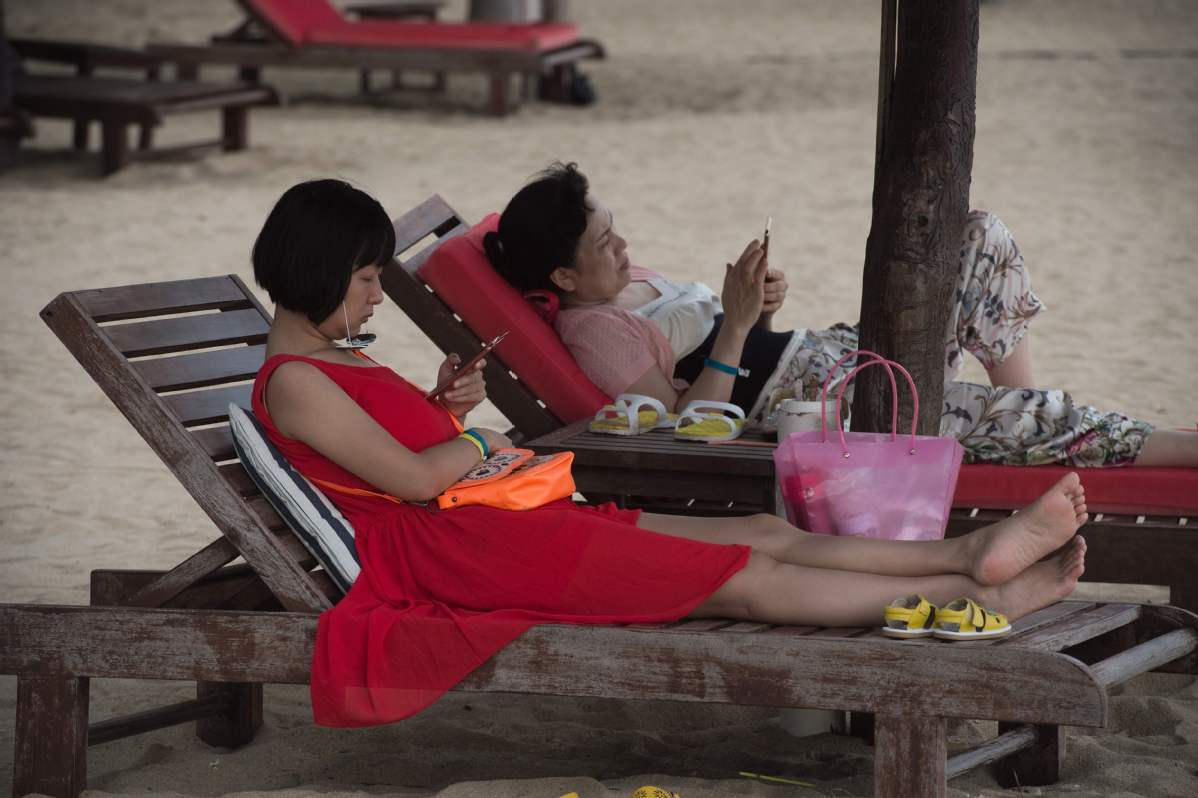 Outlook for Chinese tourism industry remains robust