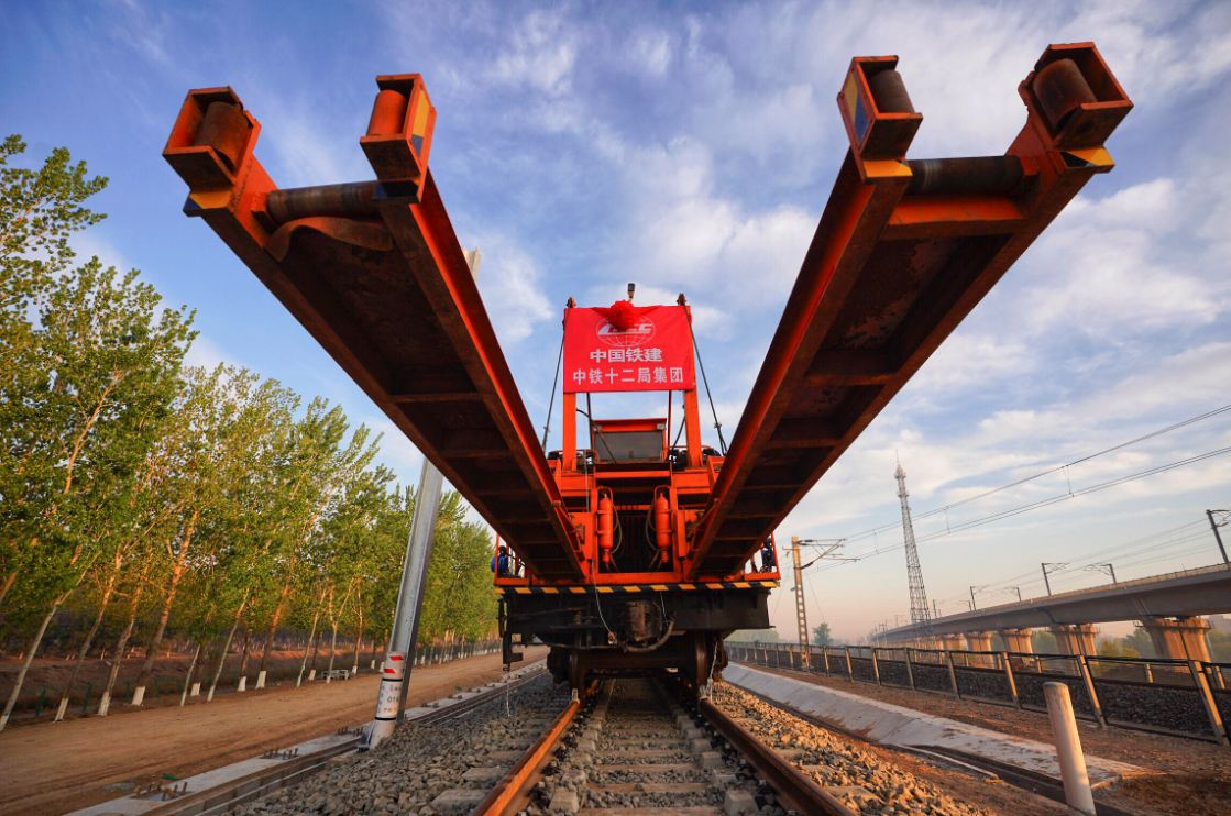 China's infrastructure construction accelerates this year