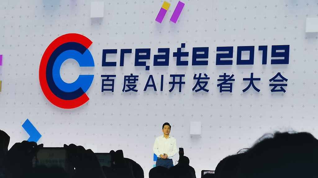 Baidu launches China's biggest robotaxi fleet