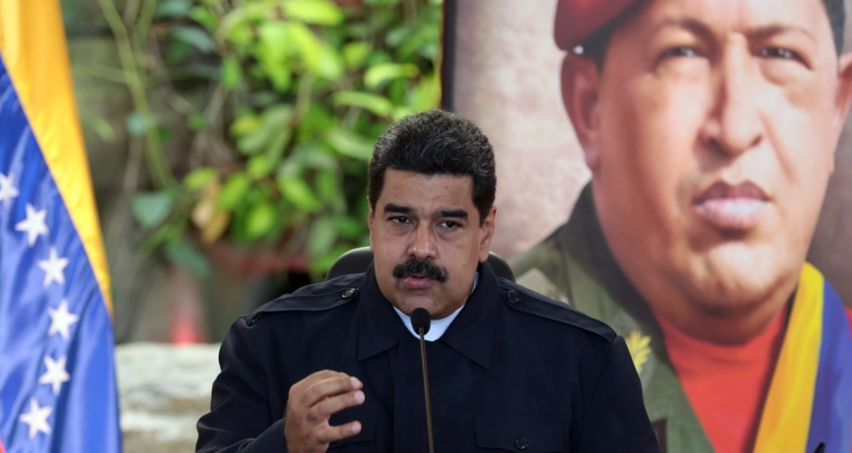 Venezuelan president ratifies commitment to dialogue with opposition