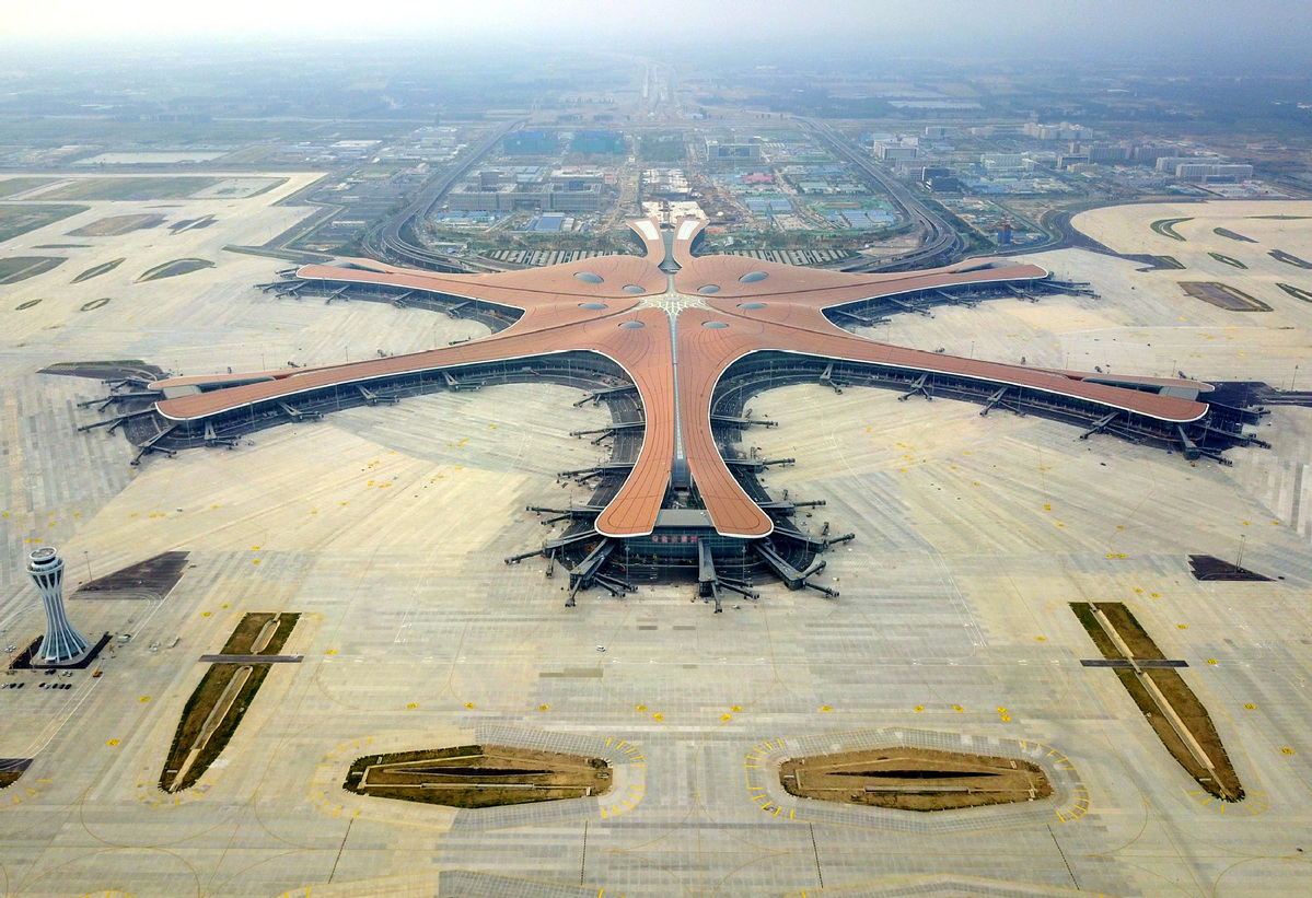 60 airlines ready for Daxing opening