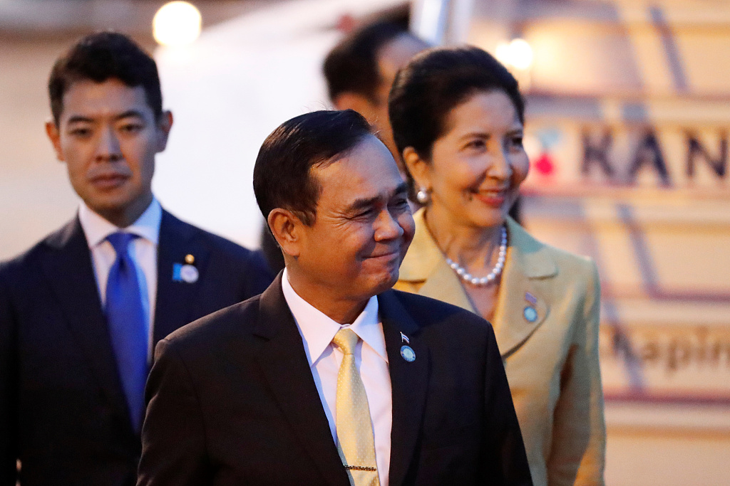 Thai new cabinet lineup already submitted to king: deputy PM