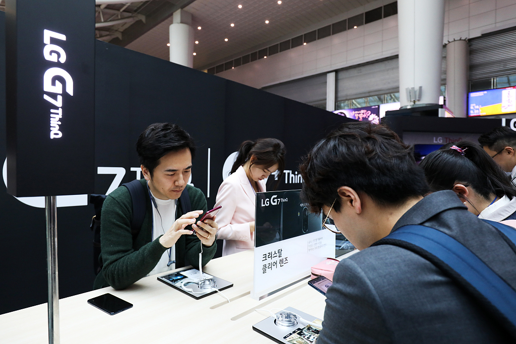 S.Korea's LG Electronics sees double-digit fall in Q2 operating profit
