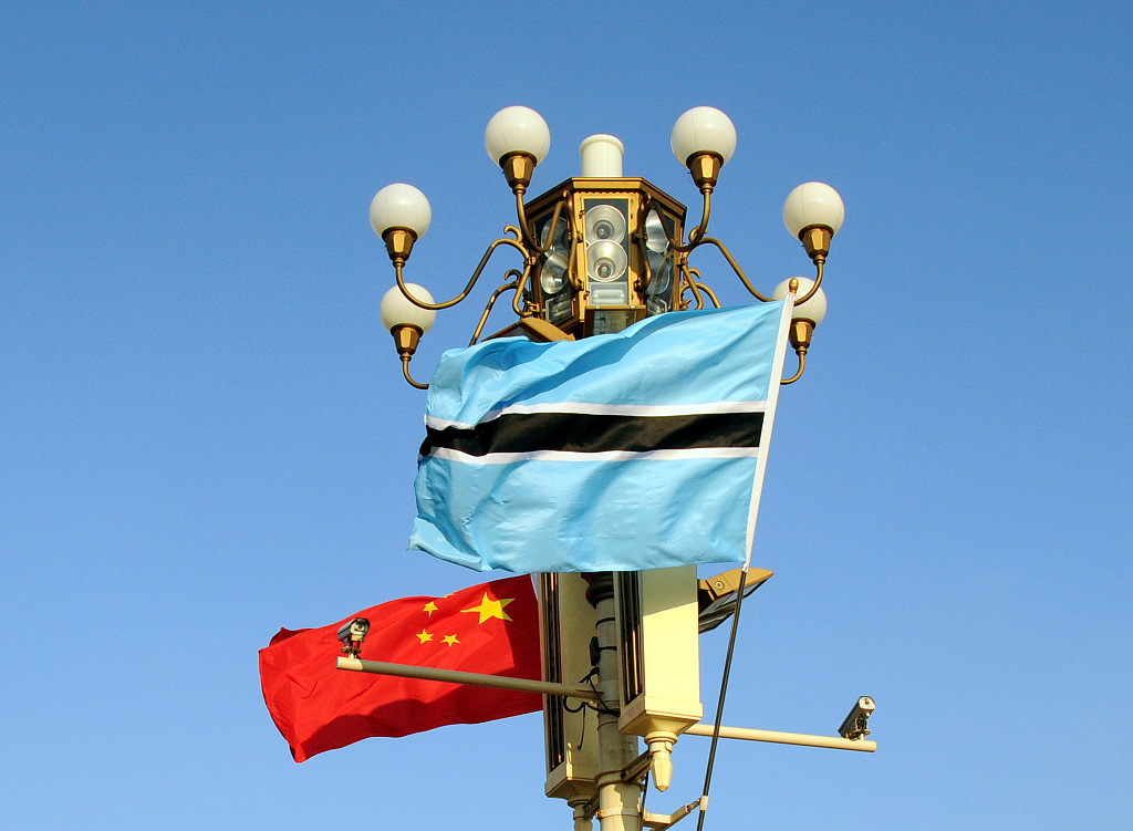 China and Botswana sign agreement to boost cooperation