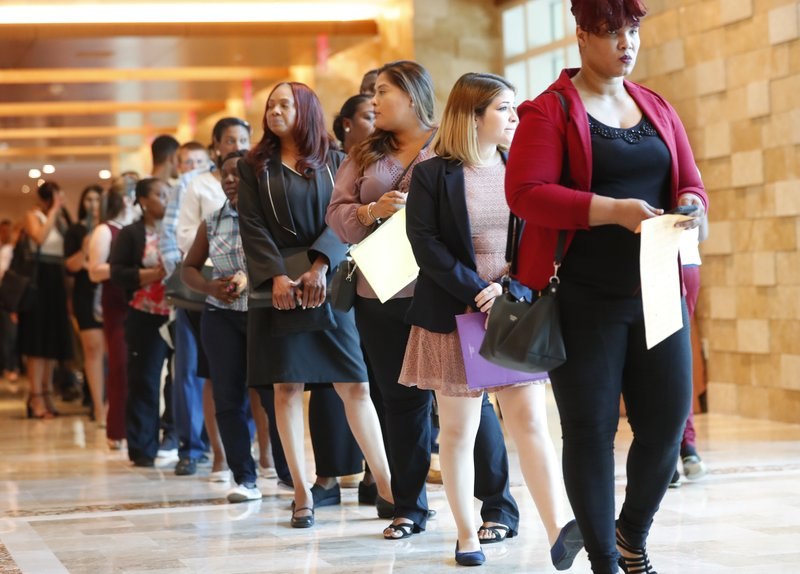 US added a robust 224,000 jobs in June after weak May gain