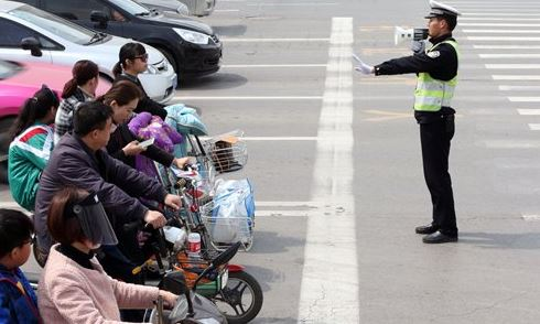 City targets jaywalking with detailed social credit system