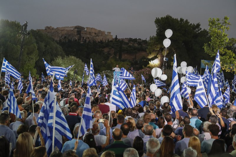 Greek election: Voters crave return to mainstream politics