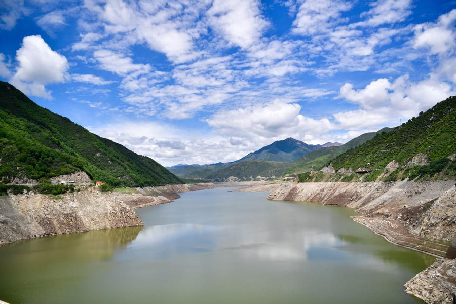 Qinghai scores big win in water ecology protection