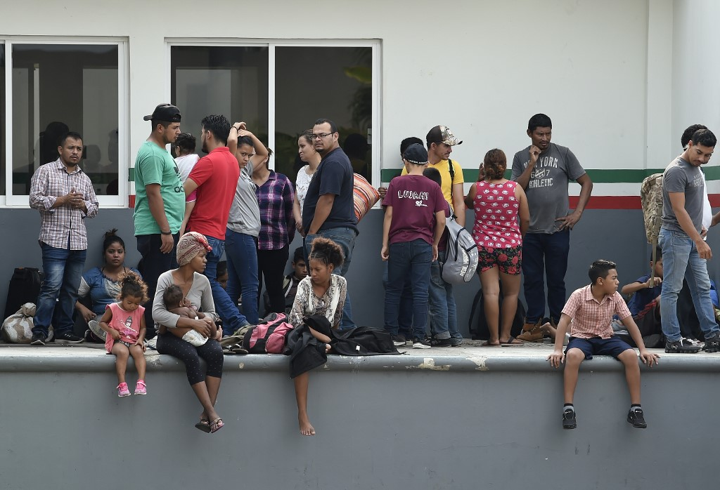 Mexican authorities rescue 24 kidnapped migrants