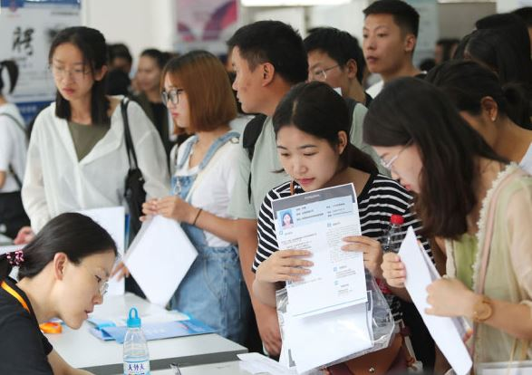China's employment has remained stable