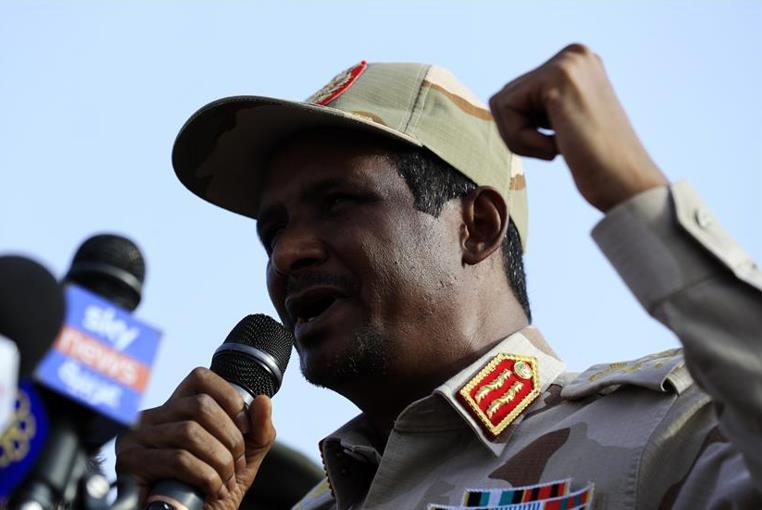 Sudan's military council urges national unity to achieve stability, renaissance
