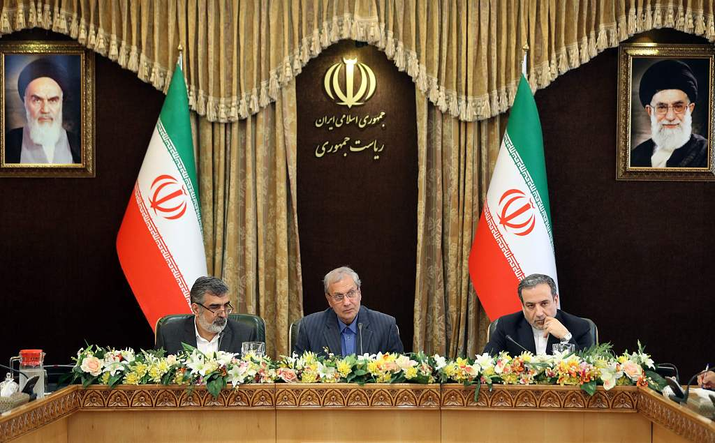 Compliance with Iran nuclear deal only way to solve crisis